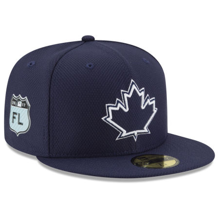 Toronto Blue Jays New Era 2017 MLB Diamond Era Spring Training 59FIFTY Cap
