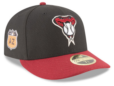 Arizona Diamondbacks New Era 2017 MLB Diamond Era Spring Training Low Profile 59FIFTY Cap