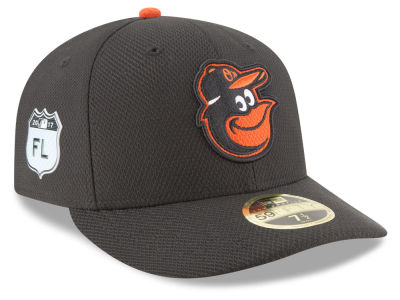 Baltimore Orioles New Era 2017 MLB Diamond Era Spring Training Low Profile 59FIFTY Cap