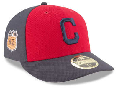 Cleveland Indians New Era 2017 MLB Diamond Era Spring Training Low Profile 59FIFTY Cap