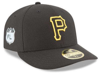Pittsburgh Pirates New Era 2017 MLB Diamond Era Spring Training Low Profile 59FIFTY Cap