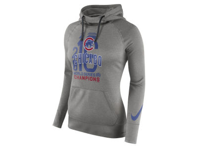 Chicago Cubs MLB Women's 2016 World Series Champ Hoodie
