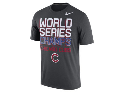Chicago Cubs Nike MLB Men's 2016 World Series Champs Legend T-Shirt
