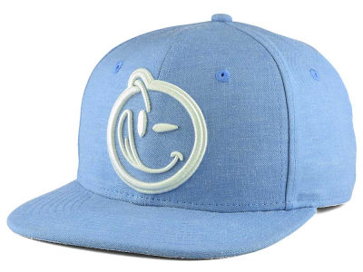 YUMS Classic Chambray Snapback Cap