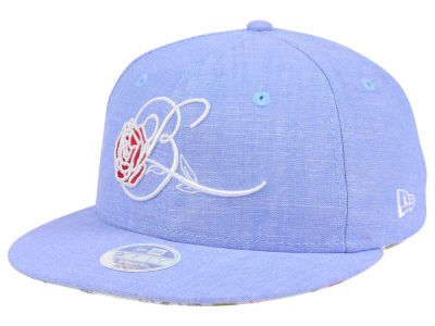 Disney Beauty And The Beast Belle Rose Chambray 9FIFTY Snapback Cap