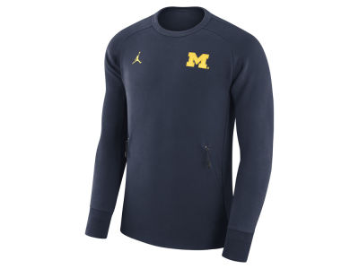 Michigan Wolverines Nike NCAA Men's AV15 Crew Sweatshirt