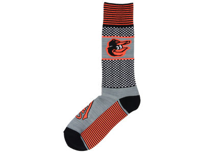 Baltimore Orioles For Bare Feet Mojo 505 Socks