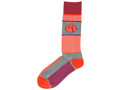 Clemson Tigers Mojo 505 Socks