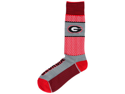 Georgia Bulldogs Mojo 505 Socks