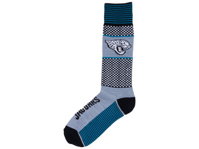 Jacksonville Jaguars For Bare Feet Mojo 505 Socks