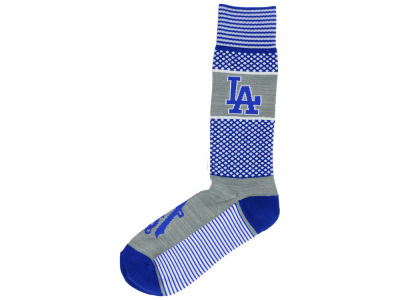 Los Angeles Dodgers For Bare Feet Mojo 505 Socks