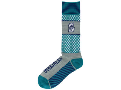 Seattle Mariners For Bare Feet Mojo 505 Socks