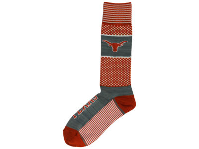 Texas Longhorns For Bare Feet Mojo 505 Socks