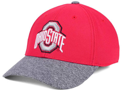 Ohio State Buckeyes J America NCAA Shadow Flex Cap