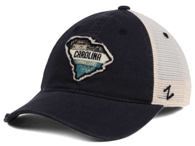 Coastal Carolina Chanticleers Zephyr Roadtrip Patch Mesh Cap