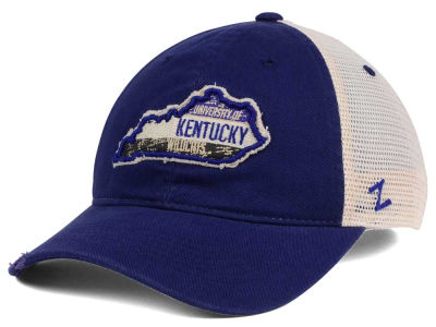 Kentucky Wildcats Zephyr Roadtrip Patch Mesh Cap