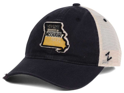 Missouri Tigers Zephyr Roadtrip Patch Mesh Cap