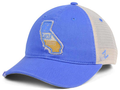 UCLA Bruins Zephyr Roadtrip Patch Mesh Cap