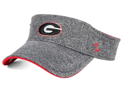 Georgia Bulldogs Zephyr NCAA Slice Visor