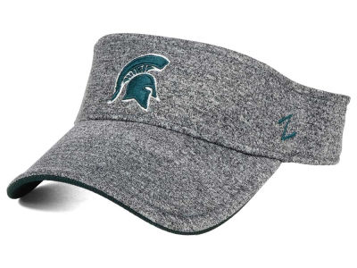 Michigan State Spartans Zephyr NCAA Slice Visor