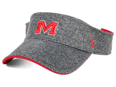 Ole Miss Rebels Zephyr NCAA Slice Visor