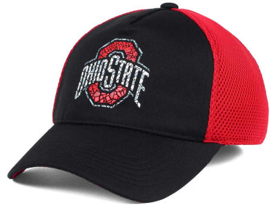 Ohio State Buckeyes J America NCAA Athletic Glass Flex Cap