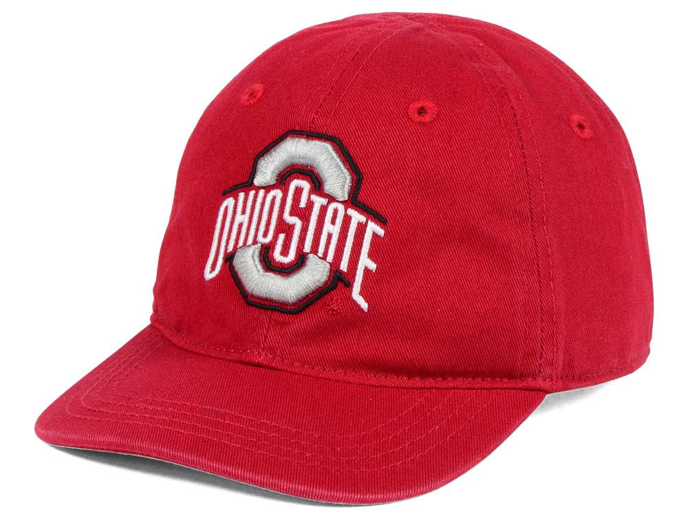 on sale 00358 11fd5 ... promo code for ohio state buckeyes j america ncaa toddler wideout cap  3327b 7835e ...