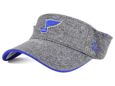 St. Louis Blues Zephyr NHL Slice Visor