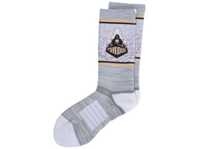 Purdue Boilermakers Strideline NCAA Strideline Crew Socks