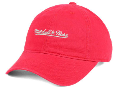 Mitchell and Ness Script Dad Hat
