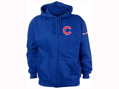 Chicago Cubs MLB Men's 2016 World Series Bound Zip Fleece