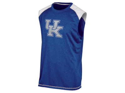 Kentucky Wildcats NCAA Men's Colorblocked Muscle T-Shirt