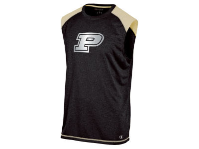 Purdue Boilermakers NCAA Men's Colorblocked Muscle T-Shirt