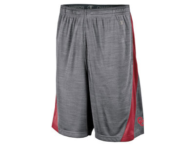 Oklahoma Sooners Champion NCAA Men's Boosted Stripe Colorblock Shorts