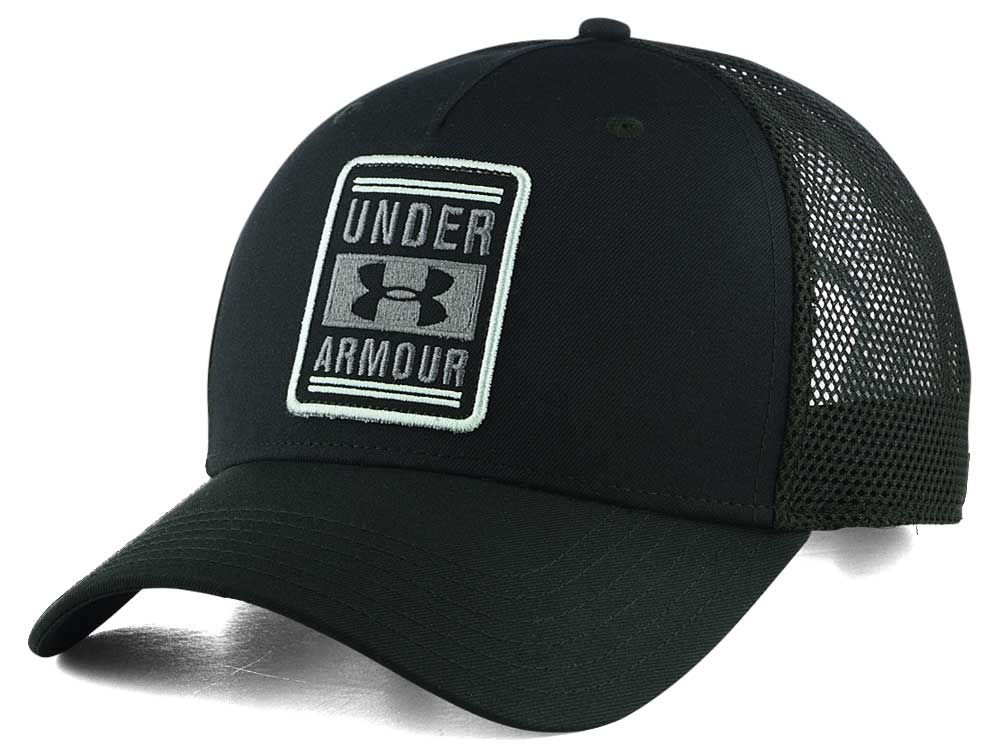 Under Armour Outdoor Trucker Cap  143163f0af5a