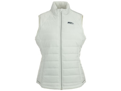 Seattle Seahawks Cutter & Buck NFL Women's Post Alley Vest