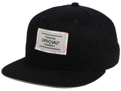 Official Plus Strapback Cap