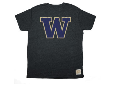 Washington Huskies Retro Brand NCAA Youth Triblend T-Shirt