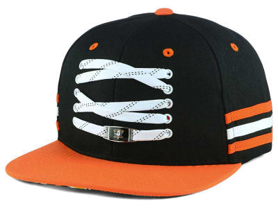 Anaheim Ducks Zephyr NHL Lacer Locker Room Snapback Cap