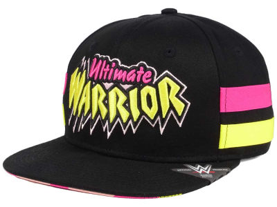 WWE Ultimate Warrior Snapback Cap