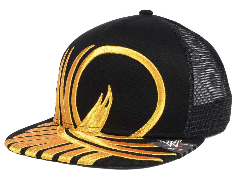 online store 1fd8a 71384 ... where to buy wwe the new day snapback cap bfd91 a839d