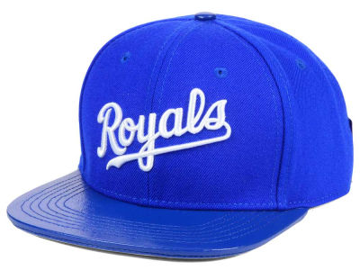 Kansas City Royals Pro Standard MLB TC Strapback Cap