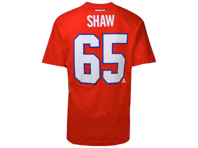 Montreal Canadiens Andrew Shaw Reebok NHL CN Player T-Shirt
