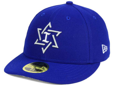 Israel New Era 2017 World Basball Classic Low Profile 59FIFTY Cap