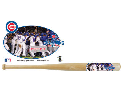 "Chicago Cubs Event 34"" Full Size Bat"