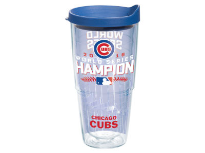 Chicago Cubs Event 24oz. Wrap Tumbler w/Lid