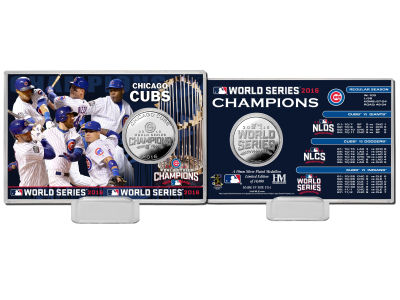 Chicago Cubs Coin Card-EVENT