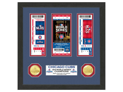 Chicago Cubs Ticket Mint Event