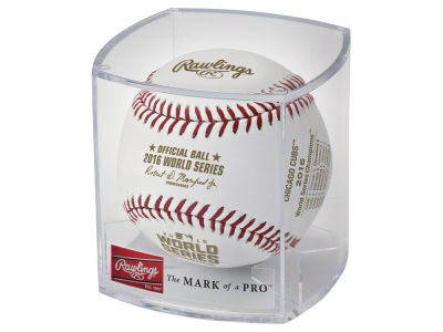 Chicago Cubs Official Baseball in Cube - Event