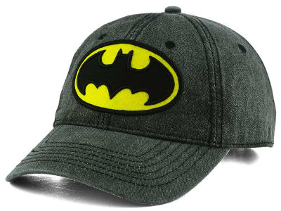DC Comics Batman Washed Dad Hat